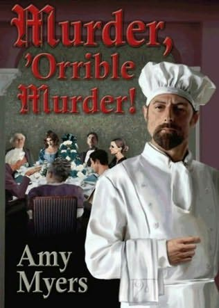 book cover of Murder, \'Orrible Murder