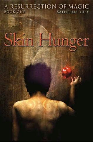 book cover of Skin Hunger