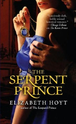 book cover of   The Serpent Prince