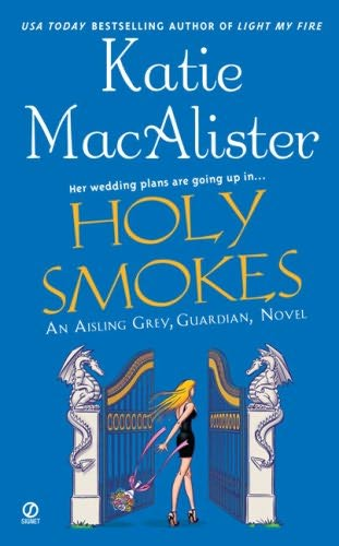 book cover of Holy Smokes