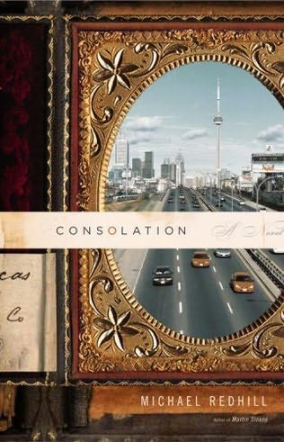book cover of Consolation