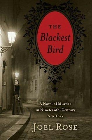 book cover of The Blackest Bird
