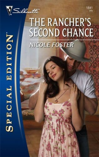book cover of The Rancher\'s Second Chance