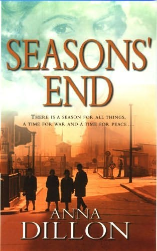 book cover of Season\'s End
