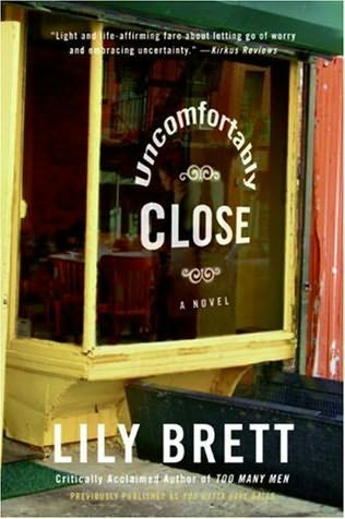 book cover of Uncomfortably Close