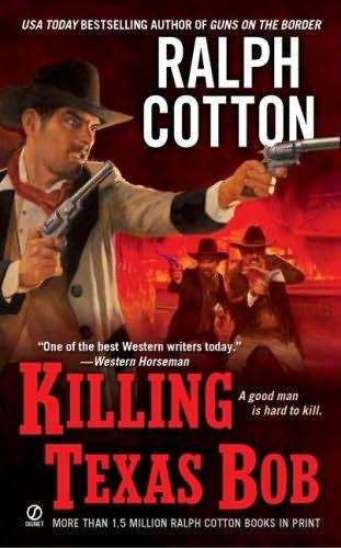 book cover of Killing Texas Bob