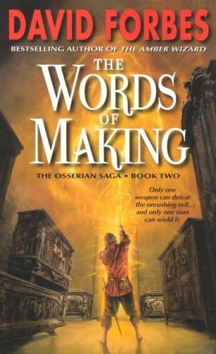 book cover of The Words of Making