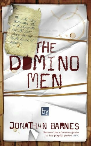 book cover of The Domino Men