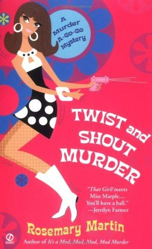 shout murder 2006 the second book in the murder a go go mystery series