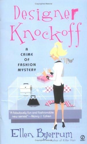book cover of Designer Knockoff
