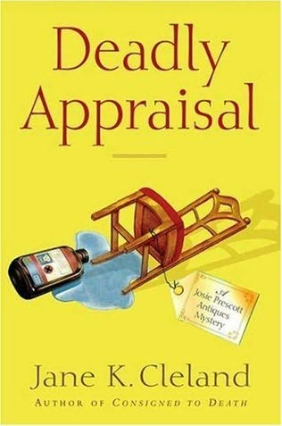 book cover of Deadly Appraisal