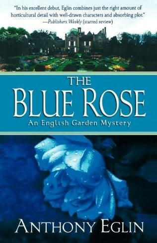 book cover of The Blue Rose