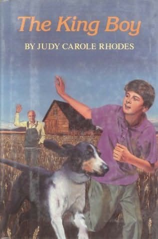 book cover of The King Boy
