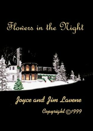 book cover of Flowers in the Night