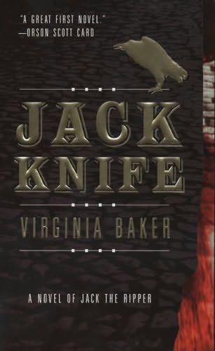 book cover of Jack Knife