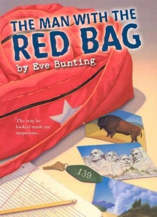 book cover of The Man With the Red Bag