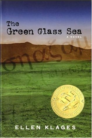 book cover of The Green Glass Sea