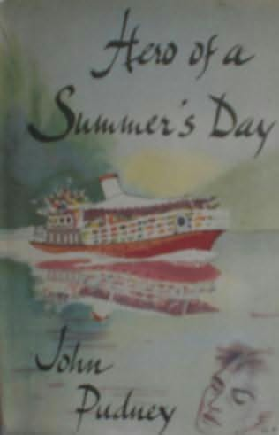book cover of Hero of a Summer\'s Day
