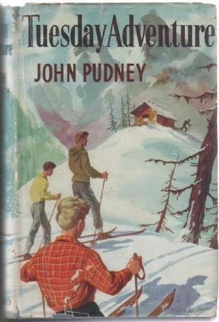 book cover of Tuesday Adventure