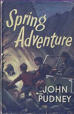 book cover of Spring Adventure
