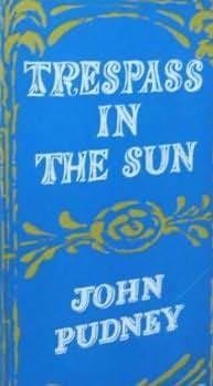 book cover of Trespass in the Sun