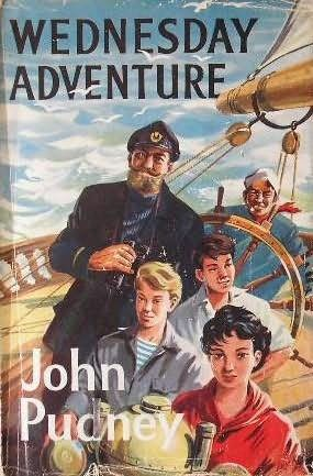 book cover of Wednesday Adventure