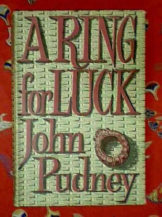 book cover of A Ring for Luck