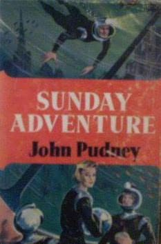 book cover of Sunday Adventure