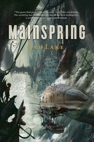 book cover of Mainspring