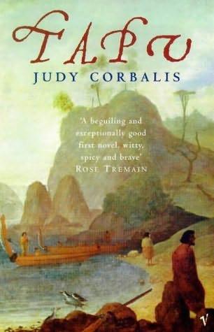book cover of Tapu