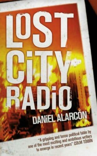 book cover of Lost City Radio
