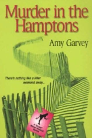 book cover of Murder in the Hamptons