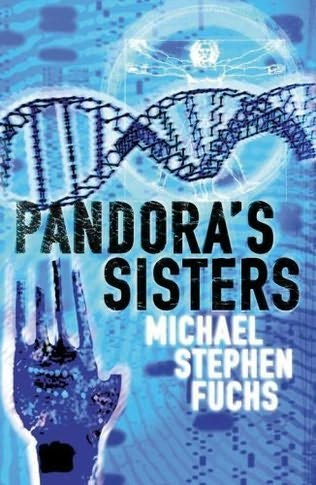 book cover of Pandora\'s Sisters