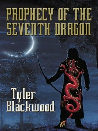 book cover of Prophecy of the Seventh Dragon