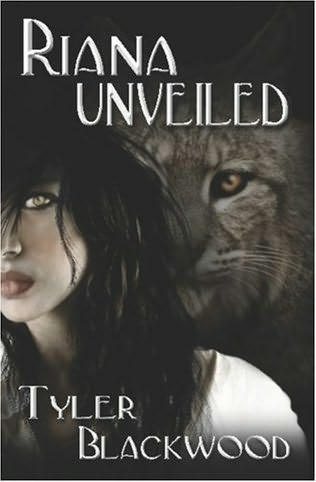 book cover of Riana Unveiled