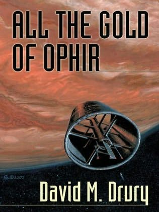 book cover of All the Gold of Ophir
