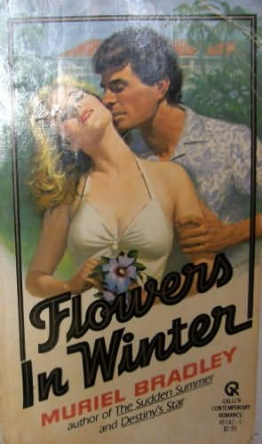 book cover of Flowers in Winter