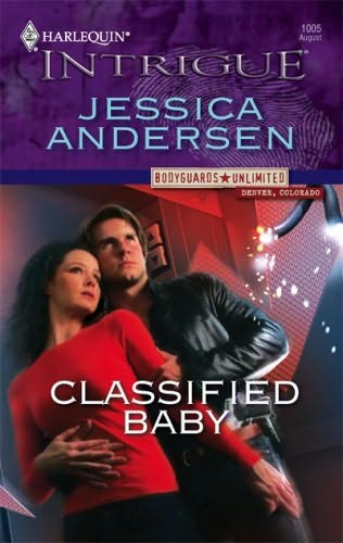 book cover of Classified Baby