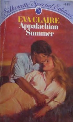 book cover of Appalachian Summer
