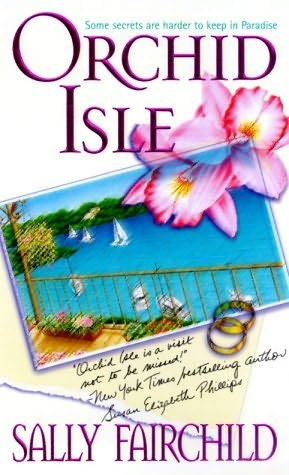 book cover of Orchid Isle
