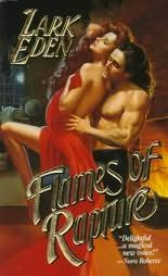 book cover of Flames of Rapture
