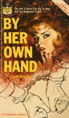 book cover of By Her Own Hand