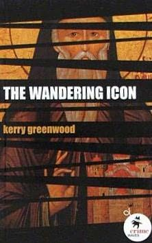 book cover of The Wandering Icon
