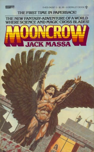 book cover of Mooncrow