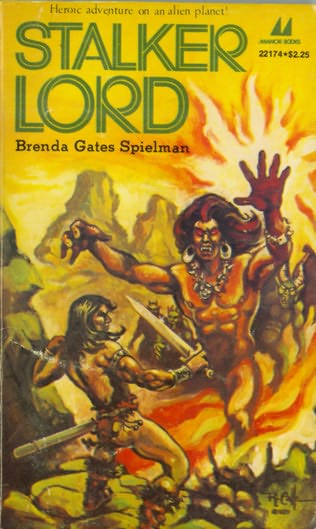 book cover of Stalker Lord