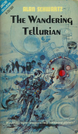 book cover of The Wandering Tellurian