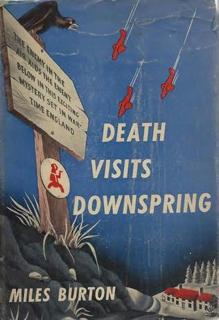 book cover of Death Visits Downspring