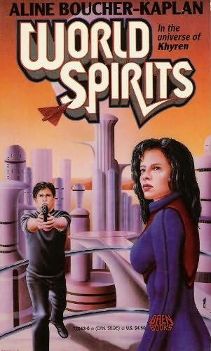 book cover of World Spirits