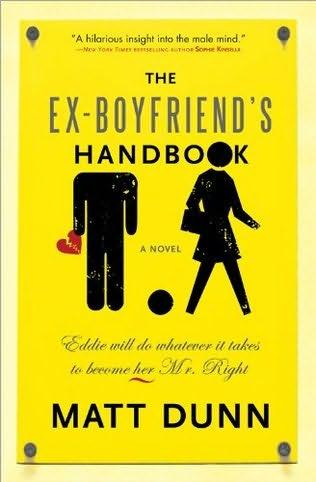 book cover of The Ex-boyfriend\'s Handbook