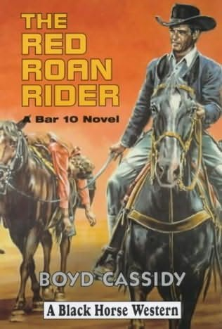 book cover of The Red Roan Rider